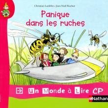 Panique dans les ruches - Christian Lamblin