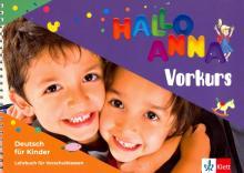 Hallo Anna Neu Vorkurs Lehrbuch (+ CDs) - Betleja, Swerlowa