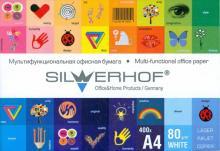 Мультифункциональная офисная бумага SILWERHOF, А4 (994002-00)