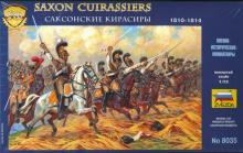 Саксонские кирасиры 1810-1814 гг. (8035)