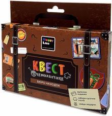 """Набор """"Квест в чемоданчике. Бюро находок"""" (83287)"""