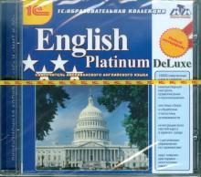 English Platinum DeLuxe. Самоучитель американского английского языка (CDpc)