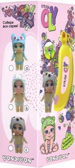 """Набор игровой куколка """"OLY"""" в банане, мальчик (F, ВВ3845)"""