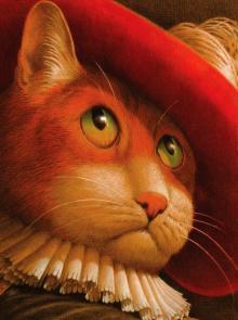 Кот в сапогах (иллюстрации Фреда Марселлино) - Шарль Перро