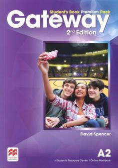 Gateway A2. Student's Book Premium Pack