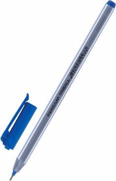 """Ручка шариковая масляная Pensan """"Triball"""", синяя, 0.5 мм., трехгранная (1003с)"""