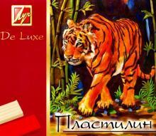 """Пластилин """"Люкс"""" (12 цветов) (14С 1035-08)"""