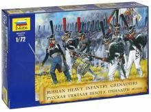 Русская тяжелая пехота (гренадеры) 1812-1814 гг. (8020)