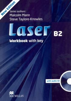 Laser. B2 Workbook + Key (+CD)
