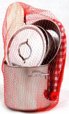 Игровой набор с посудой