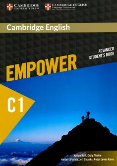 Cambridge English Empower. Advanced Student's Book. C1