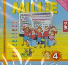 Аудиоприложение к учебнику английского языка Millie для 4 класса (CDmp3). ФГОС