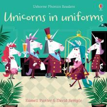 Unicorns in Uniforms - Russell Punter