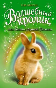 Волшебный кролик, или Гость с Лунной Поляны - Сью Бентли