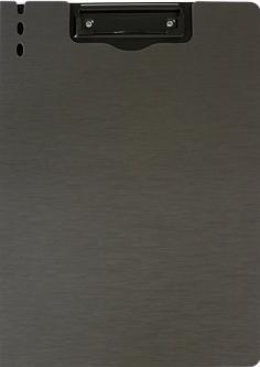 Папка планшет A4 с крышкой (64513Grey)
