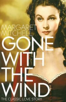 Margaret Mitchell - Gone with the Wind обложка книги