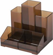Подставка-органайзер, тонированная (230994)
