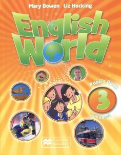 English World 3. Pupil's Book (+CD eBook)