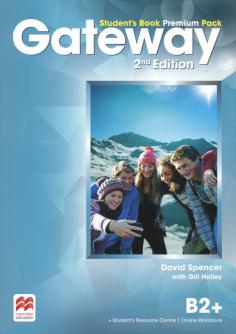 Gateway. B2+. Student s Book Premium Pack