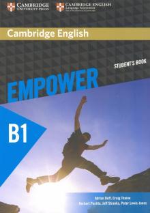 Cambridge English Empower Pre-intermediate Student's Book - Doff, Puchta, Thaine