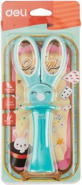 """Ножницы детские """"Magic Rabbit"""" (137 мм, в ассортименте) (E6065)"""