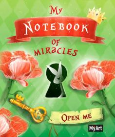 My Art. My notebook of miracles