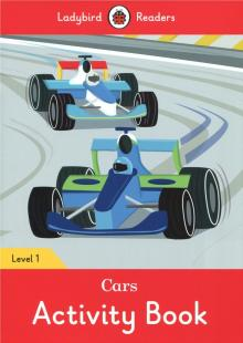 Cars. Activity Book. Level 1 - Catrin Morris