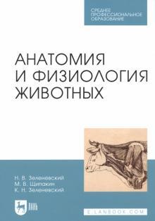 Анатомия и физиология животных. Учебник - Зеленевский, Зеленевский, Щипакин