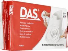 Паста для моделирования отвердевающая на воздухе Das, 1000 гр (387500)