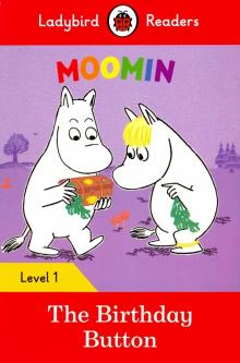 Moomin and the Birthday Button (PB) +download audio - Tove, Taylor
