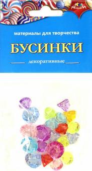 """Декоративные бусинки """"Алмазики"""" (С3570-01)"""