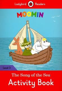 Moomin and the Sound of the Sea Activity Book - Hannah Fish