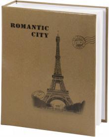 Фотоальбом BRAUBERG на 200 фото, Париж (391122)