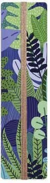 """Закладка для книг с резинкой """"Джунгли"""", картонная (52270)"""
