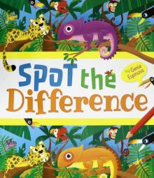 Spot the Difference - Paul Virr