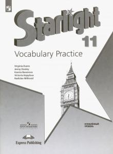Английский язык. 11 класс. Лексический практикум. Углубленный уровень. ФГОС
