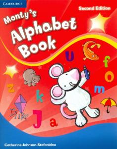 Monty's Alphabet Book