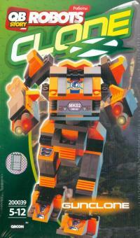 """Набор для конструирования """"CLONE X-gunclone"""" (200039)"""