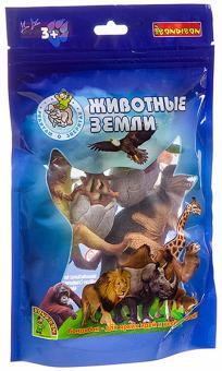 Набор животные динозавры (5 шт.) Ребятам о Зверятах (ВВ3141)