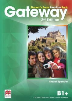 Gateway B1+. Student's Book Premium Pack