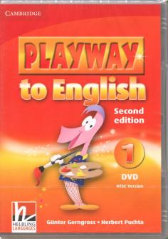 Playway to English. Level 1 (DVD)