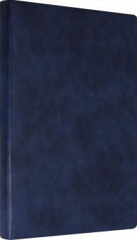 """Ежедневник датированный на 2020 год, 176 листов """"БАФФАЛО СИНИЙ"""" мягкий (50108)"""
