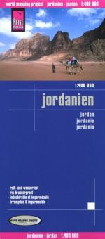 Jordanien 1:400,000