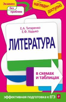 Литература в схемах и таблицах