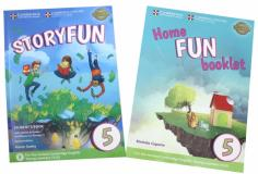 Storyfun (2nd Edition - 2018 Exam) 5 (Flyers 1) Student's Book with Online Activities & Home Fun Boo