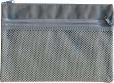 Папка для тетрадей серая, А5 (ПС-9450)