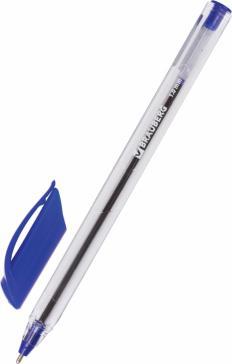 """Ручка шариковая синяя масляная """"Extra Glide"""", в ассортименте (141700)"""