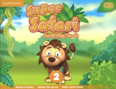 Super Safari 2. Activity Book