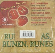Руны из красного карнелиана
