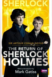 Sherlock: The Return of Sherlock Holmes (TV Tie-In) - Arthur Doyle